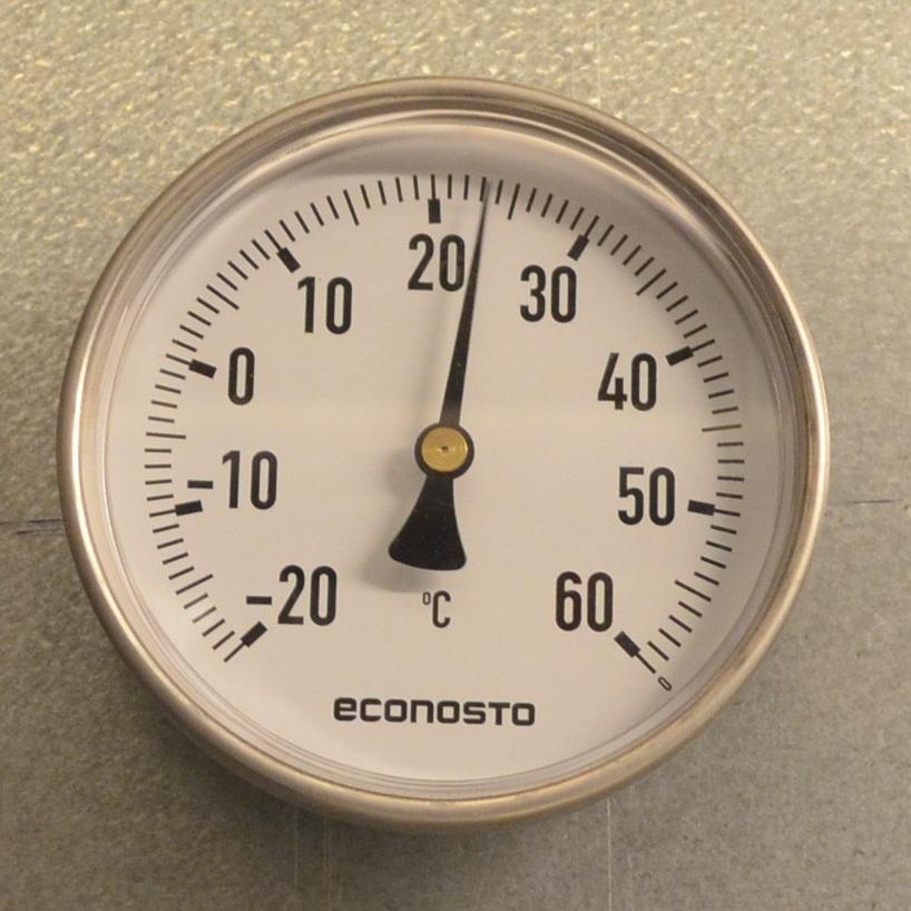Temperatuurmetingen