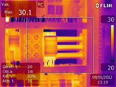 Thermografie Elektrotechniek