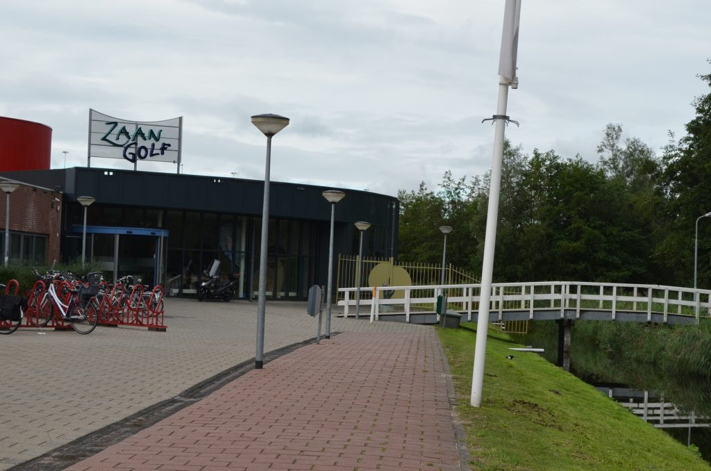 Zwembad Zaangolf