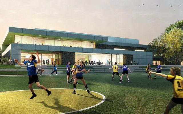 Nieuwbouw Topsportcentrum - Koog aan de Zaan