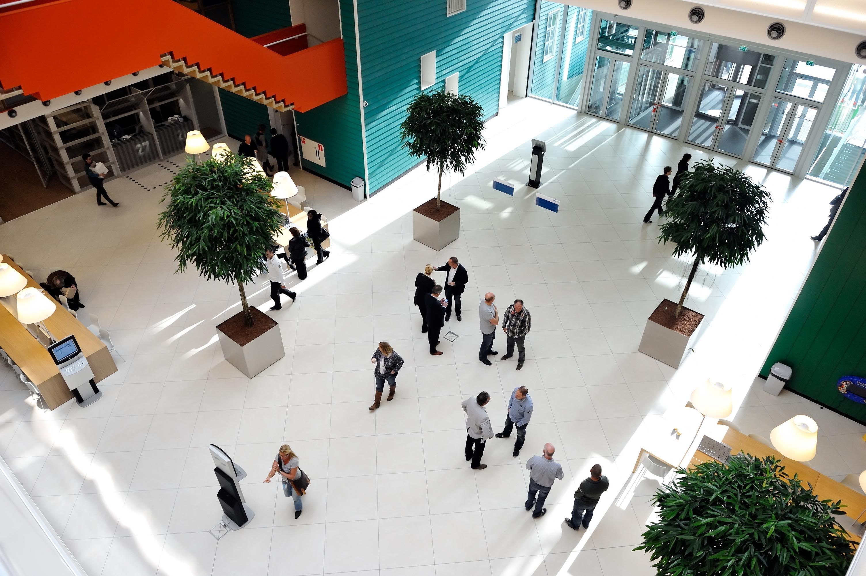 Stadhuis Zaanstad kwaliteitscontroles