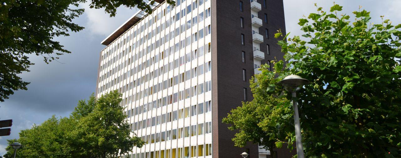 Studentenwoningen Duwoners - Amsterdam (voormalig Elsevierkantoor)