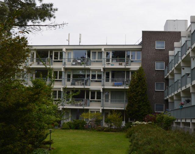 VvE Eigen Burcht te Haarlem