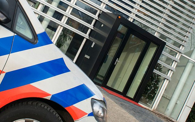 Renovatie politiebureau - Lisse