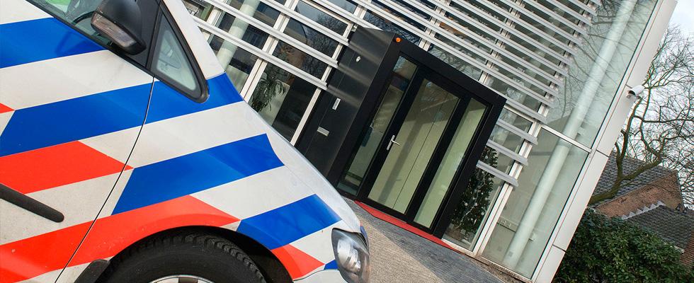 Politiebureau Lisse ontwerp