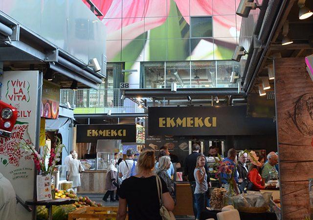EPA-W De Markthal - Rotterdam
