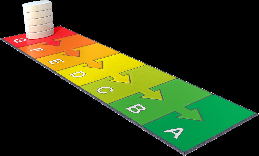 EPA-U Energielabel G