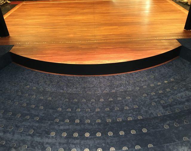 Het Zaantheater is voorzien van nieuwe ventilatie