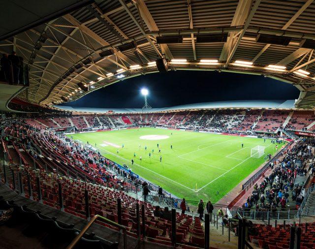 Energielabel AFAS Stadion