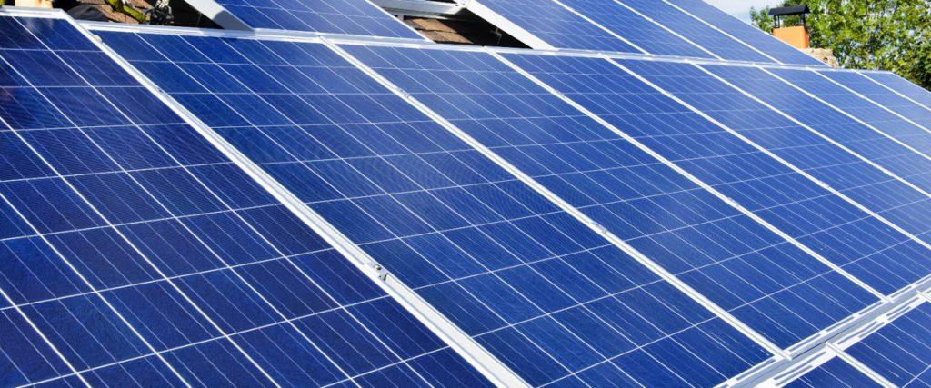 PV zonneenergie panelen zonne-energie