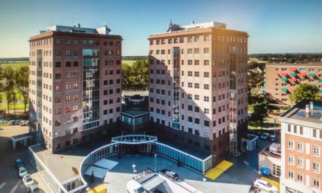 Haalbaarheidsstudie duurzame koeling Victory Building