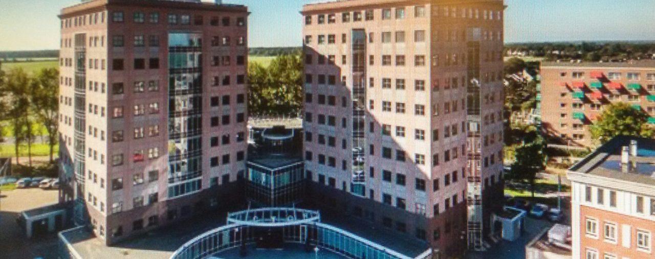 Victory Building wordt energiezuiniger gemaakt