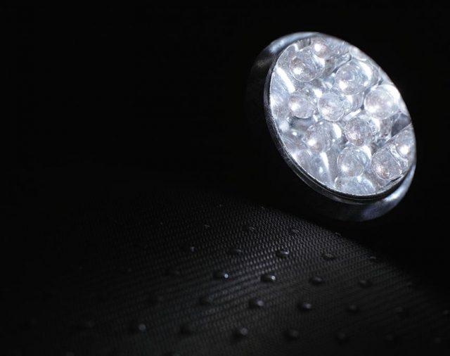 Boete voor bedrijf zonder led-lamp