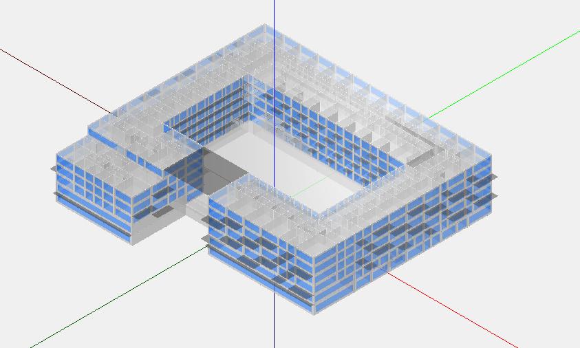 Energiebehoefte berekeningen woningcomplex