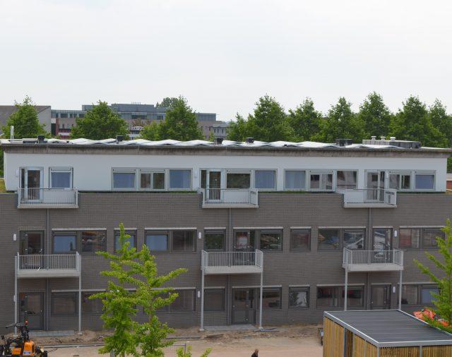 Energielabels voor 57 appartementen te Houten