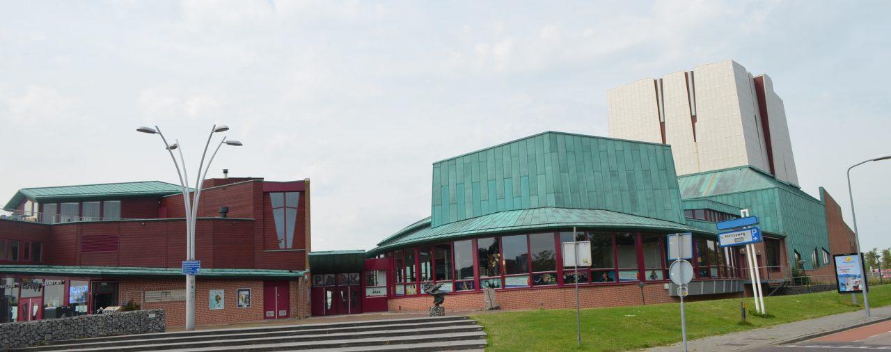 Gebouwsimulaties Theater Het Park - Hoorn