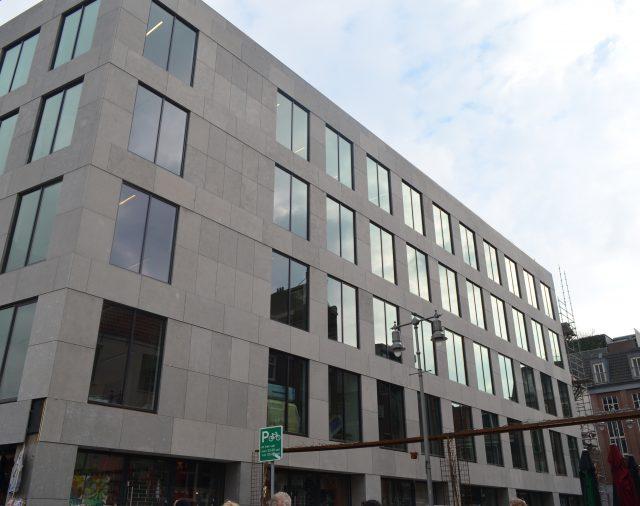 Energielabel EPA-U kantoor Bloomhouse - Amsterdam