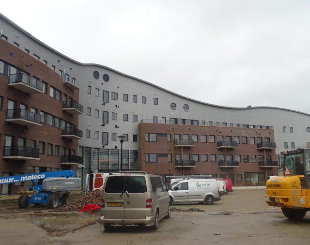 Energielabels voor transformatie naar 124 appartementen te Houten