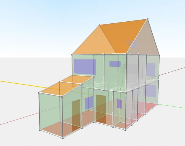 Energiebehoefte berekeningen woningen Rivierenbuurt