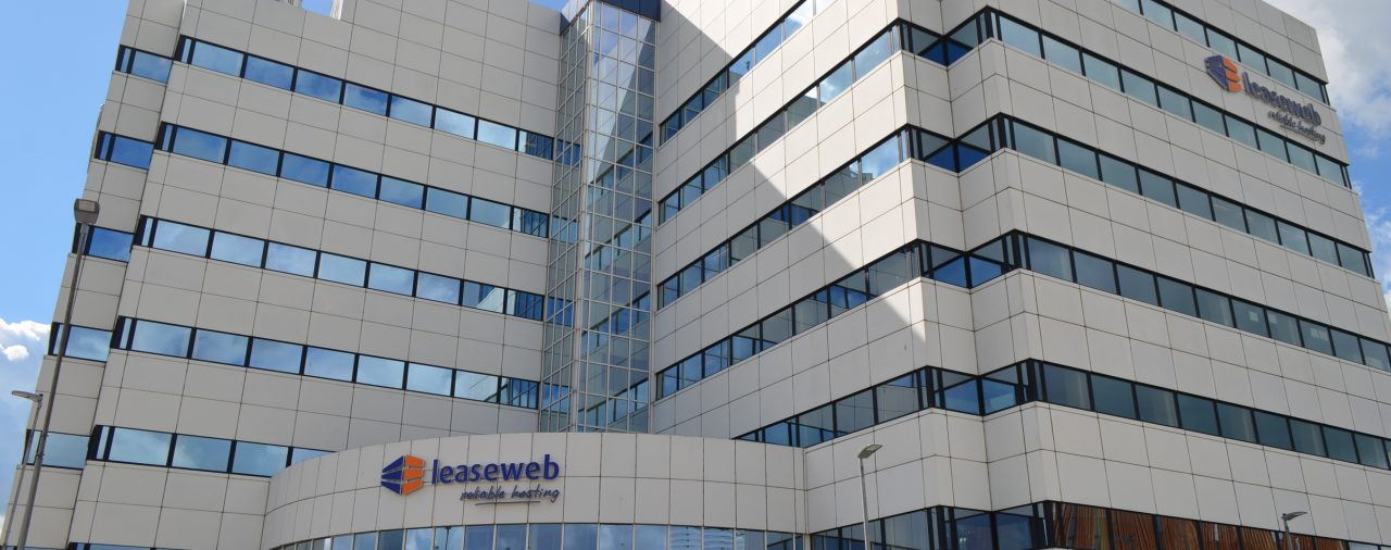 Energie-audit Leaseweb