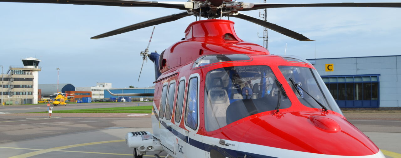 Energie-audit CHC Helicopters