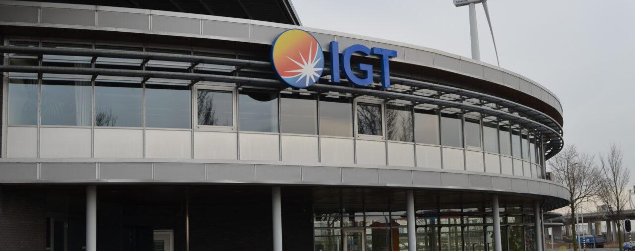 Energie-audit IGT Europe BV